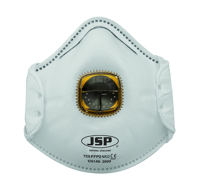 BEP120001500 - Typhoon™ Moulded Mask FFP2 Image