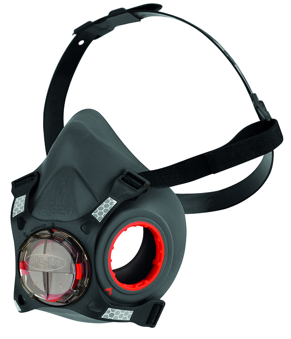 BHT0030L5000 - Force™ 8 Half-Mask Image