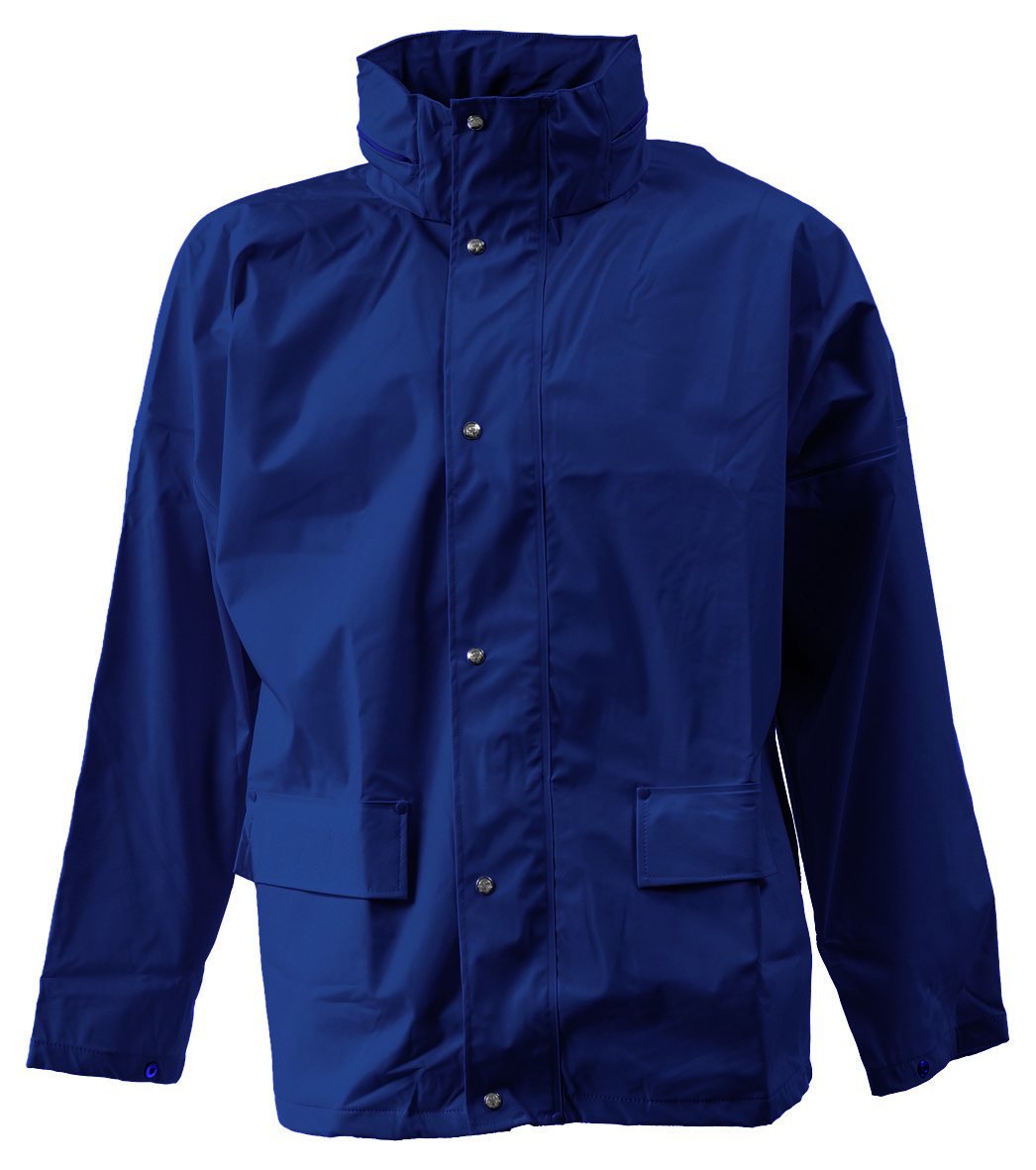 026300007L - DryZone PU Jacket Navy Image