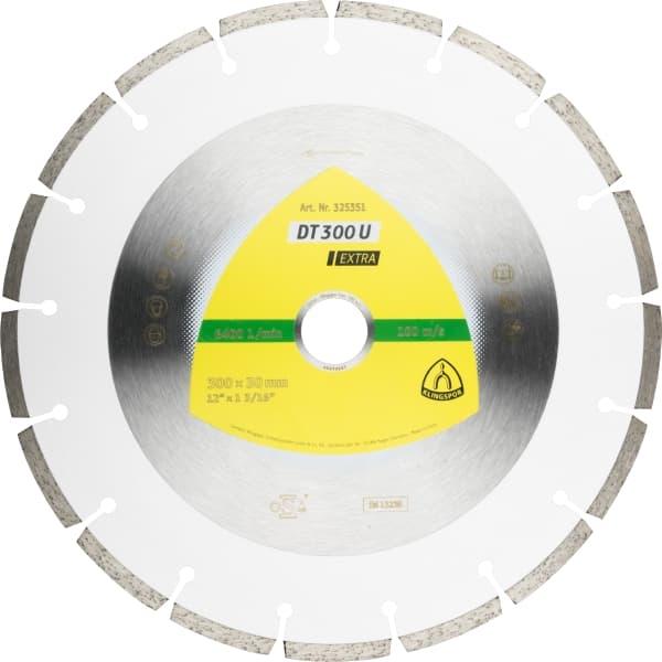 DT 300 U Extra Diamond Cutting Wheel Large Image