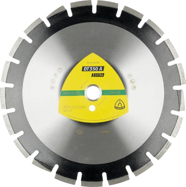 DT 350 A Extra Diamond Cutting Wheel Image