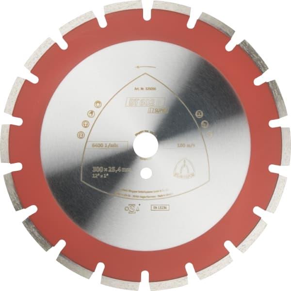 DT 602 B Supra Diamond Cutting Wheel Image