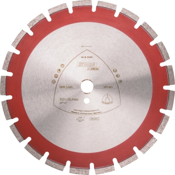 DT 902 B Special Diamond Cutting Wheel Image