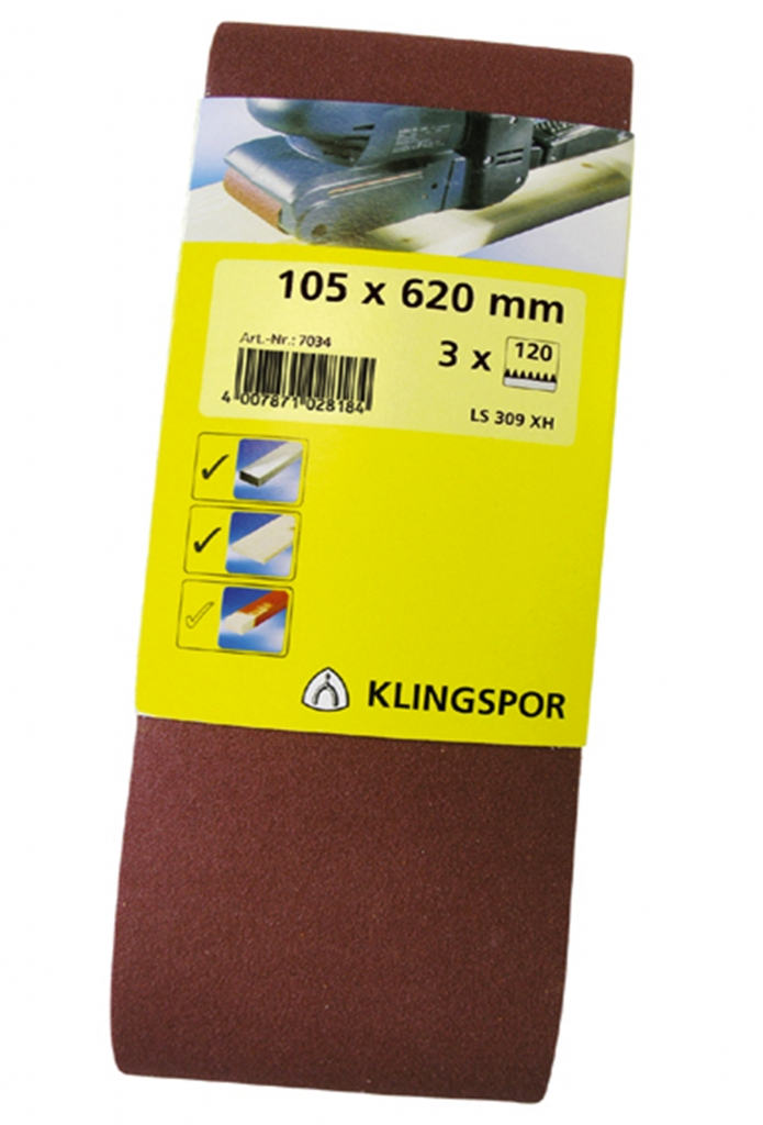 LS 309 XH D.I.Y. Packs Image
