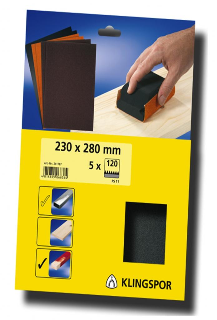 PS11C Abrasive Paper Image