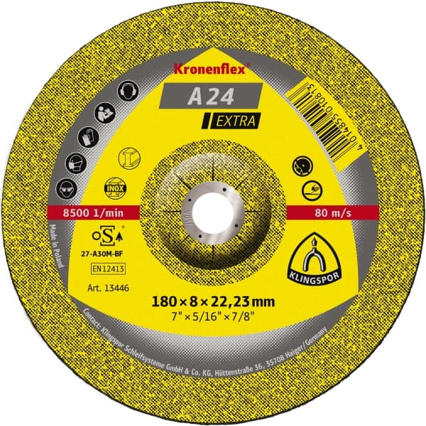 Crownflex A 24 Extra Grinding Disc Image