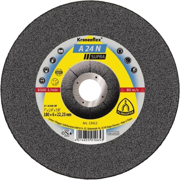 Crownflex A 24 N Supra Grinding Disc Image