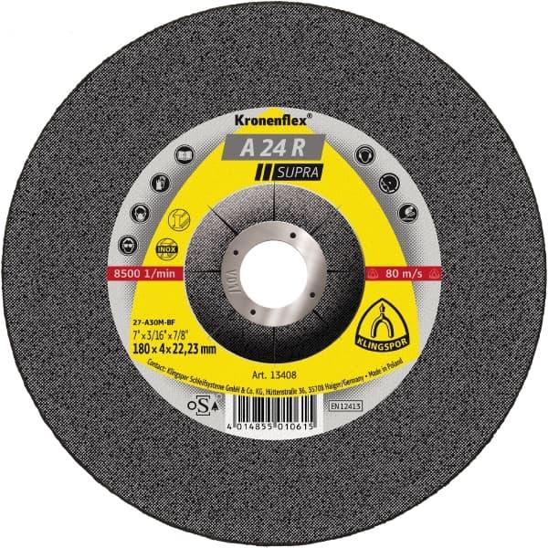 Crownflex A 24 R Supra Grinding Disc Image