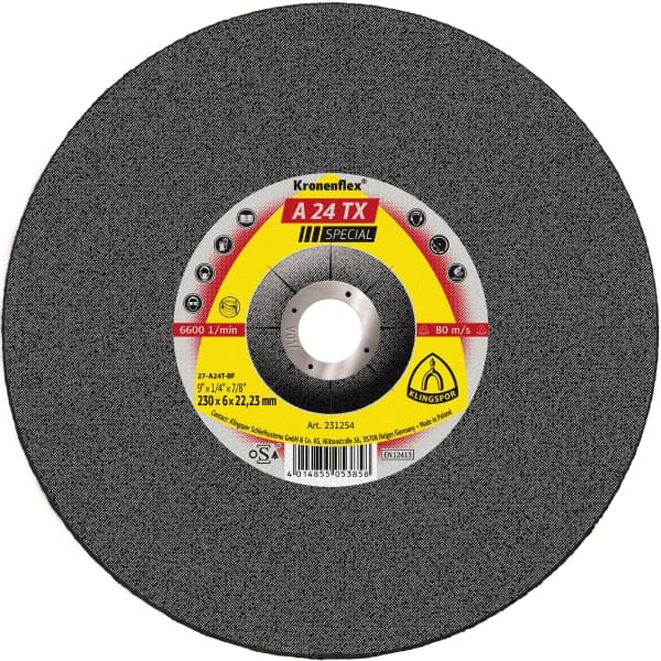 Crownflex A 24 TX Special Grinding Disc Image