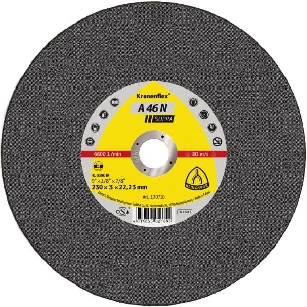 Crownflex A 46 N Supra Cutting Disc Image
