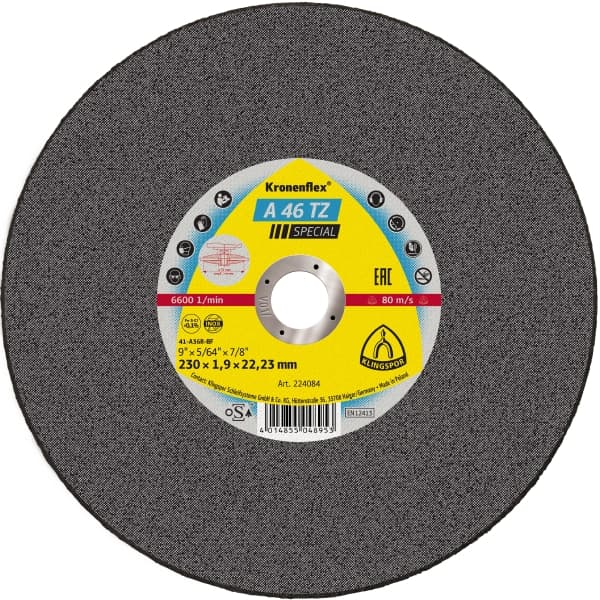 Crownflex A 46 TZ Special Cutting Disc Image