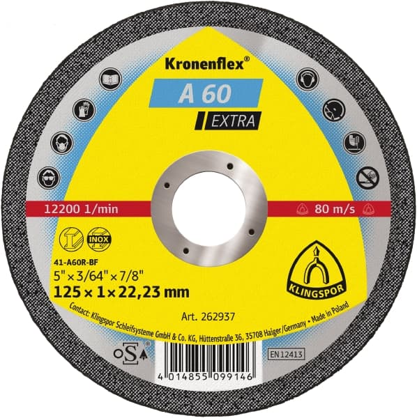 Crownflex A 60 Extra Cutting Disc Image