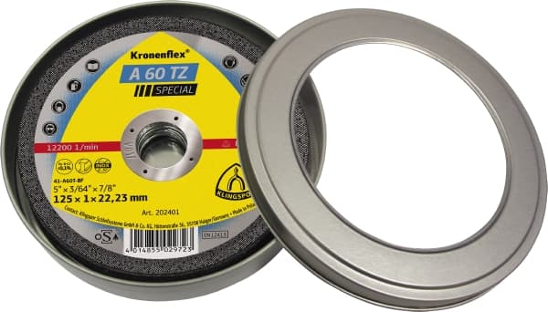 Crownflex A 60 TZ Special Cutting Disc Image