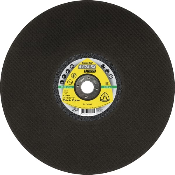 Crownflex A 624 SX Supra Cutting Disc Image