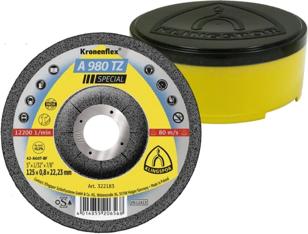 Crownflex A 980 TZ Special Cutting Disc Image