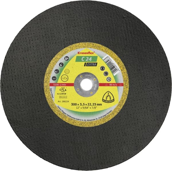 Crownflex C 24 Extra Large Cutting Disc Image