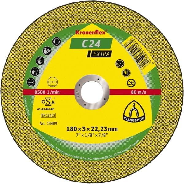 Crownflex C 24 Extra Cutting Disc Image