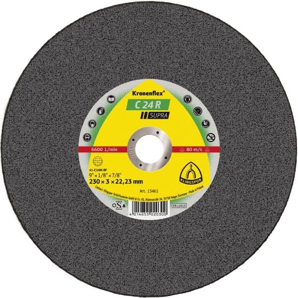 Crownflex C 24 R Supra Cutting Disc Image
