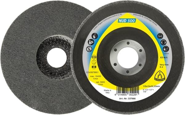NUD 500 Non Woven Wheel Image