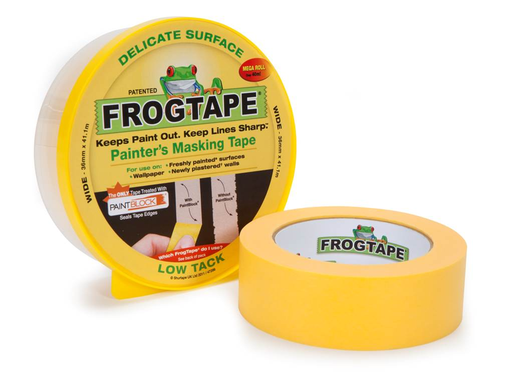 179317 - FrogTape® Delicate Surface Painter
