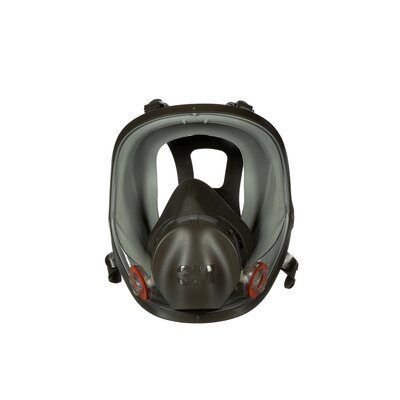 3M6200 - 3M™ Reusable Full Face Mask 6000 Series Image