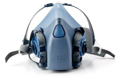 3M7501 - 3M™ Reusable Half Face Mask 7500 Series Image