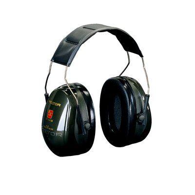 3MH520A407 - 3M™ PELTOR™ Optime™ II Earmuffs Image