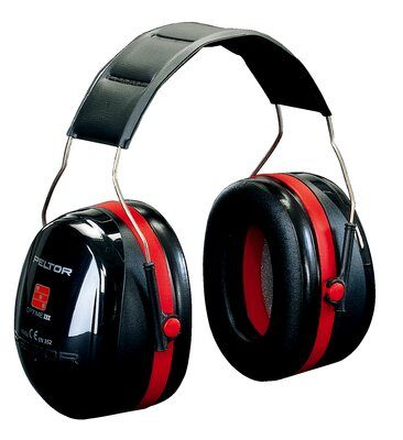 3MH540A411 - 3M™ PELTOR™ Optime™ III Earmuffs Image