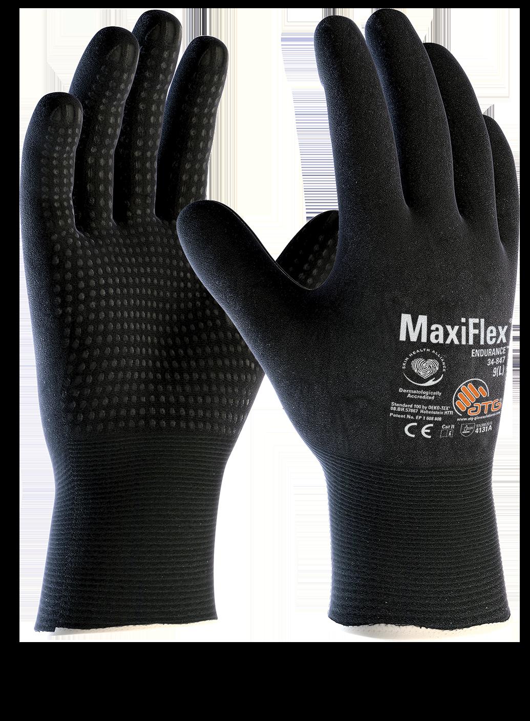 34-847 MaxiFlex® Endurance™ Drivers Style Knitwrist Image