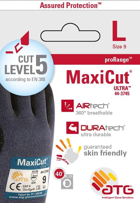 44-3745 MaxiCut® Ultra™ Palm Coated Retail Image