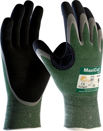 34-304 MaxiCut® Oil™ Palm Coated Image