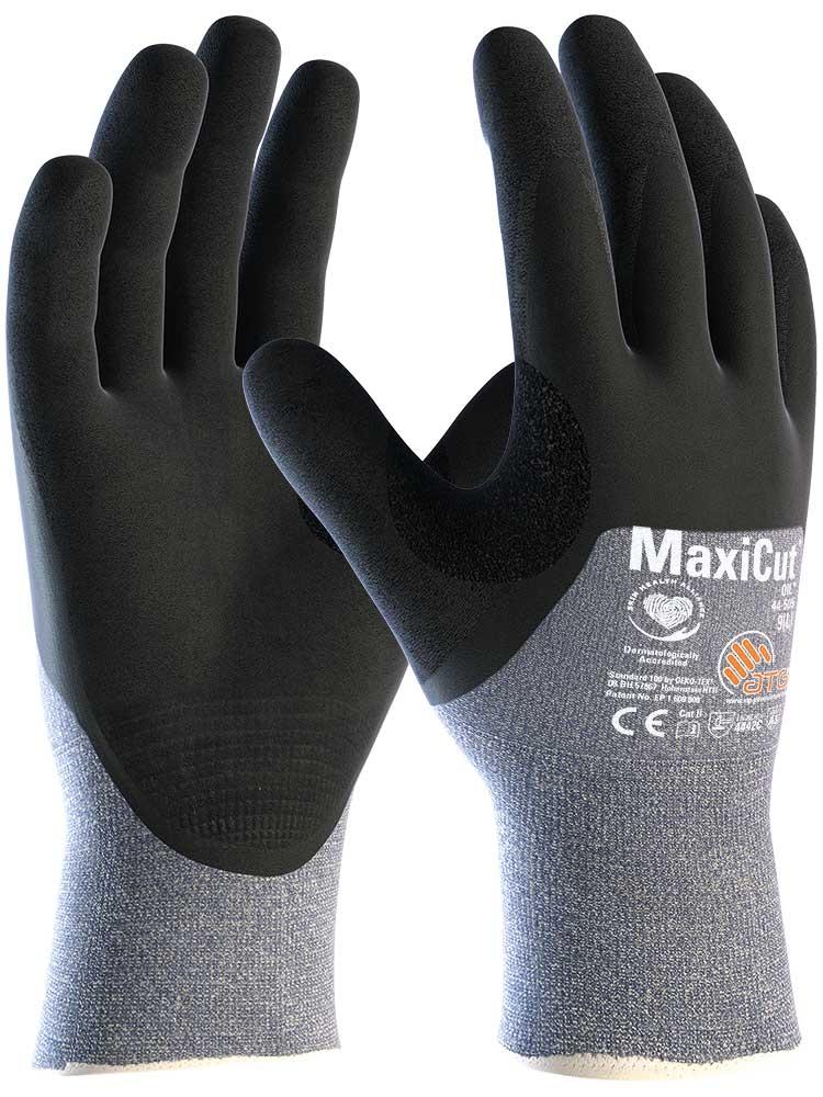 44-505 MaxiCut® Oil™ 3/4 Coated Knitwrist Image