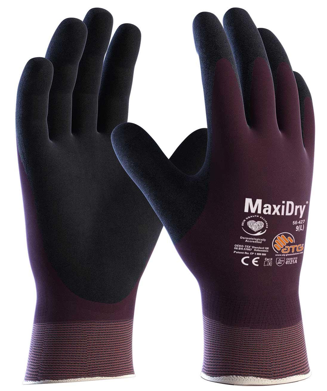 56-427 MaxiDry® Fully Coated Knitwrist Image
