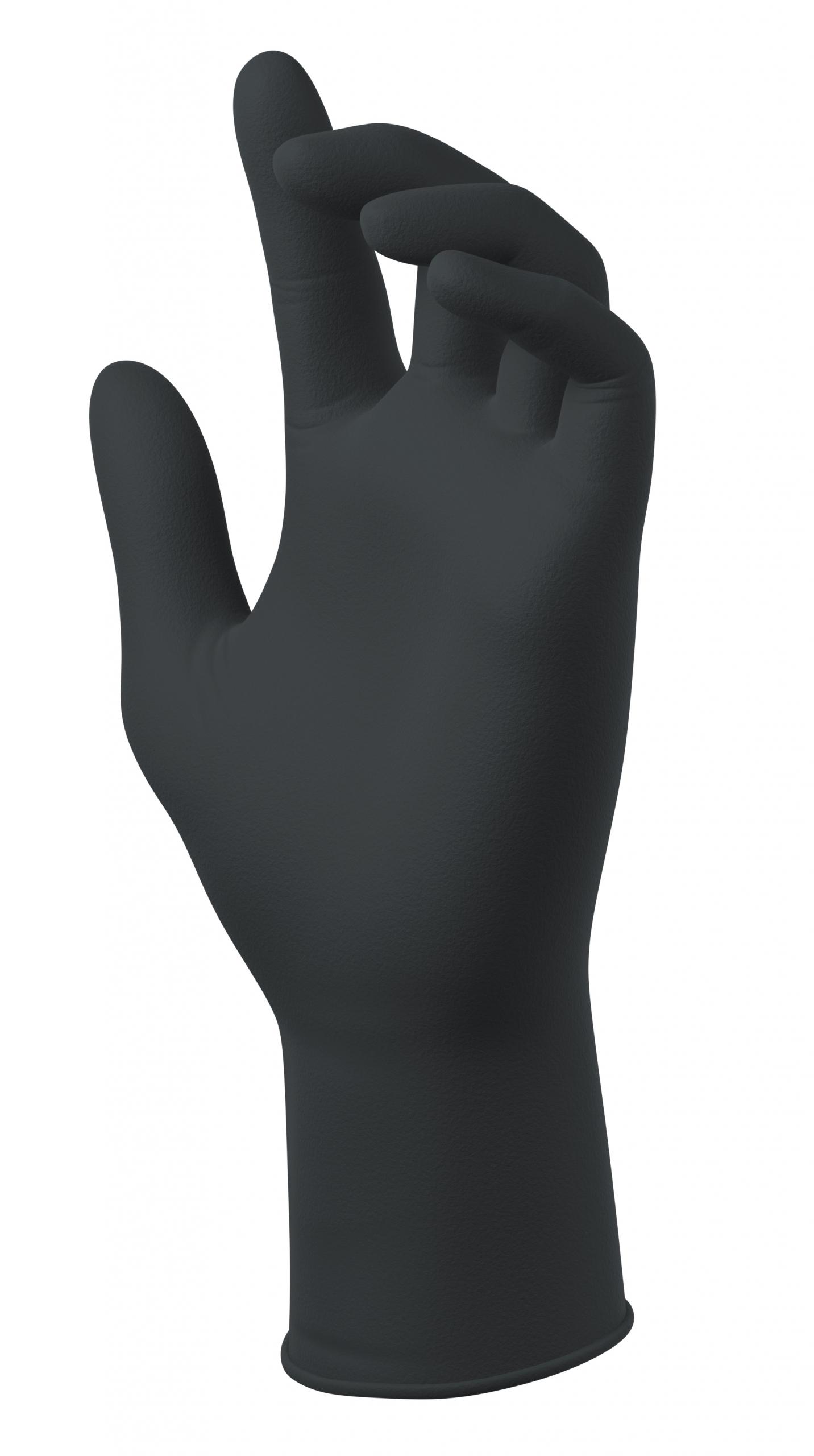 N66088- Megaman® Absorbant Lined Nitrile Gloves Image