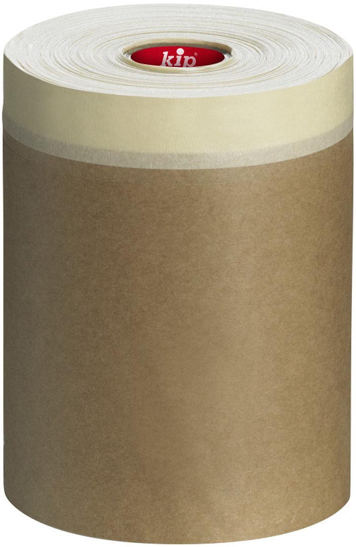 334-18 Brown masking tape Image